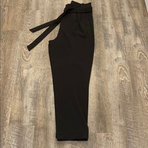 Le Chateau Paperbag Trousers